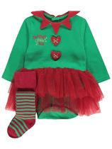 George Special Edition Baby Girl Costume