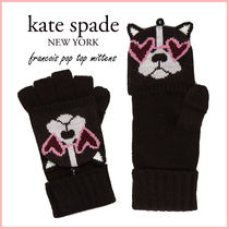kate spade new york Wool Other Animal Patterns Gloves Gloves