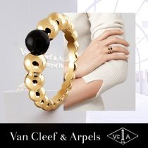 Van Cleef & Arpels Costume Jewelry Casual Style Office Style Elegant Style Fine