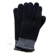 Chloe Unisex Wool Gloves Gloves