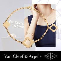 Van Cleef & Arpels Costume Jewelry Casual Style Chain Office Style