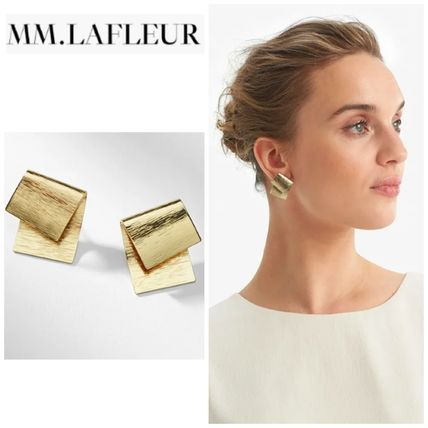Casual Style Party Style Office Style Elegant Style Earrings