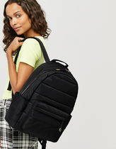 Accessorize Casual Style Nylon A4 Plain Office Style Backpacks