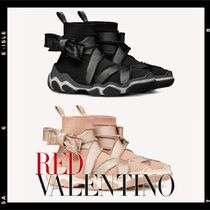 RED VALENTINO Low-Top Sneakers