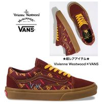 Vivienne Westwood Collaboration Low-Top Sneakers