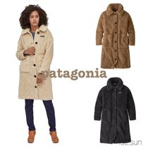 Patagonia Casual Style Street Style Plain Coats