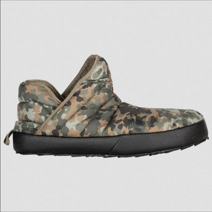 THE NORTH FACE Mountain Boots Unisex Blended Fabrics Street Style Plain