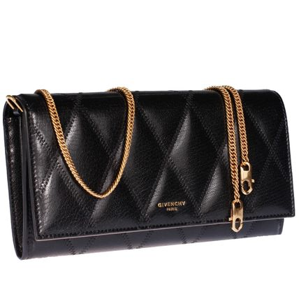 GIVENCHY Chain Wallet Long Wallets