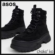 ASOS Faux Fur Street Style Boots
