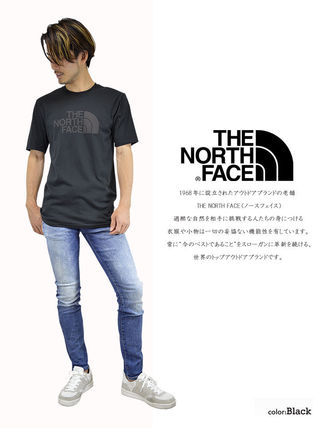 THE NORTH FACE More T-Shirts Nylon Street Style Outdoor T-Shirts 2