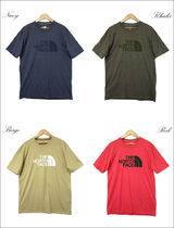 THE NORTH FACE More T-Shirts Nylon Street Style Outdoor T-Shirts 13
