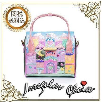 Casual Style 2WAY Party Style Handbags