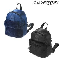 Kappa Casual Style Unisex Street Style Backpacks