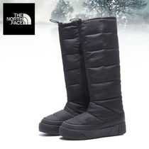 THE NORTH FACE WHITE LABEL Mountain Boots Unisex Plain Outdoor Boots