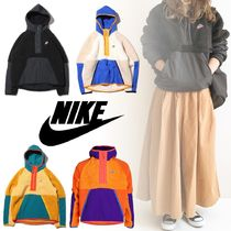 Nike Unisex Bi-color Oversized Hoodies & Sweatshirts