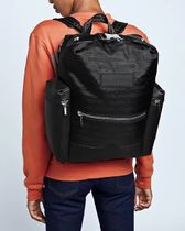HUNTER Casual Style Unisex Street Style Office Style Backpacks
