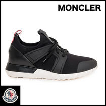 MONCLER Street Style Collaboration Plain Sneakers