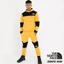 THE NORTH FACE Unisex Street Style Top-bottom sets