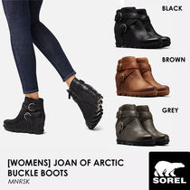 SOREL Casual Style Street Style Plain Elegant Style Boots Boots