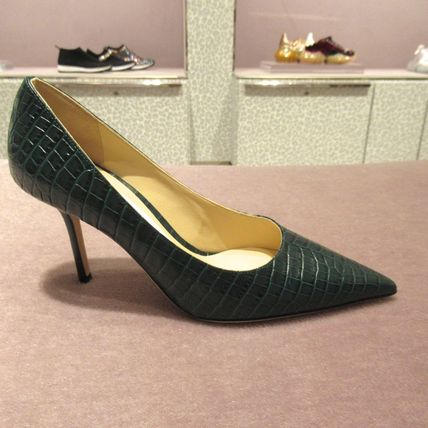 Elegant Style Pointed Toe Pumps & Mules