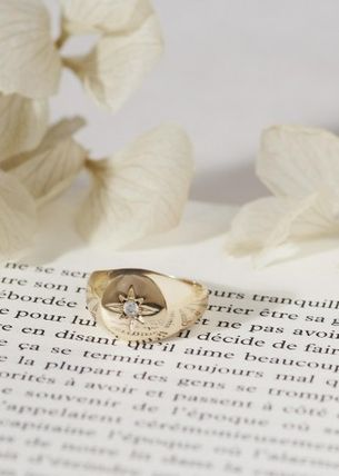 With Jewels Rings