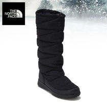 THE NORTH FACE Unisex Street Style Plain Ankle & Booties Boots