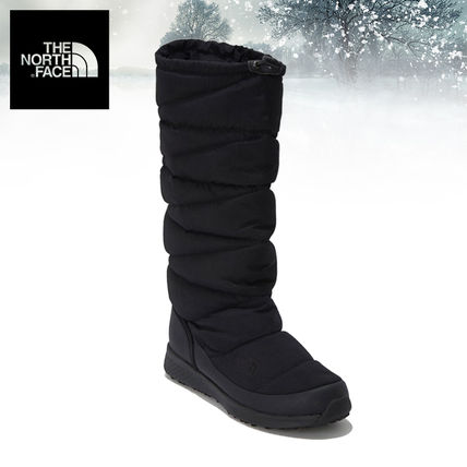 THE NORTH FACE Ankle & Booties Unisex Street Style Plain Ankle & Booties Boots