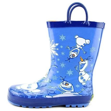 Disney Unisex Collaboration Kids Girl Rain Shoes