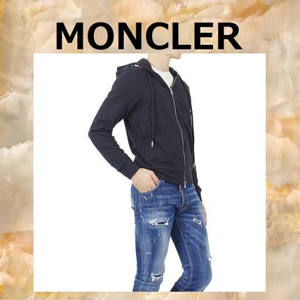 MONCLER Hoodies Cotton Hoodies 2