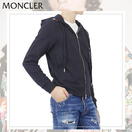 MONCLER Hoodies Cotton Hoodies