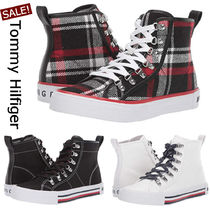 Tommy Hilfiger Other Plaid Patterns Plain Toe Round Toe Lace-up