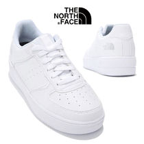 THE NORTH FACE WHITE LABEL Unisex Street Style Plain Low-Top Sneakers