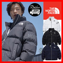 THE NORTH FACE Casual Style Unisex Street Style Plain Jackets