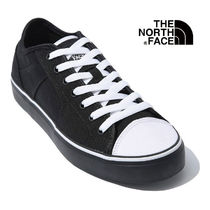 THE NORTH FACE WHITE LABEL Unisex Street Style Plain Sneakers