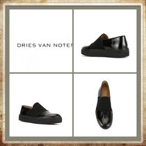 Dries Van Noten Plain Toe Loafers Plain Leather Loafers & Slip-ons