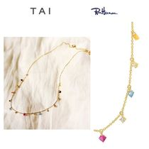 Ron Herman Casual Style Unisex Street Style Chain Handmade Party Style