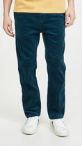 Carhartt Tapered Pants Unisex Corduroy Street Style Plain Cotton