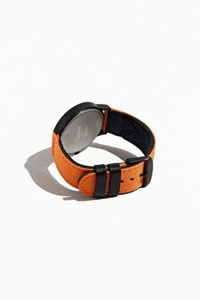Unisex Collaboration Street Style Analog Watches