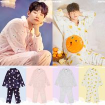 SPAO Unisex Collaboration Home Party Ideas Lounge & Sleepwear
