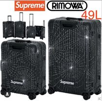 Supreme Unisex Street Style Luggage & Travel Bags
