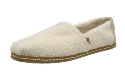 Casual Style Plain Flats