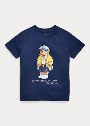 Ralph Lauren Unisex Co-ord Kids Boy Tops