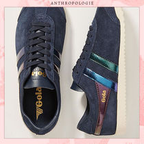Anthropologie Casual Style Street Style Collaboration Plain
