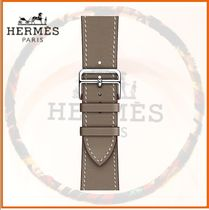 HERMES Blended Fabrics Watches Watches
