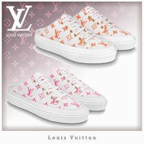 Louis Vuitton MONOGRAM Stellar Open Back Sneaker