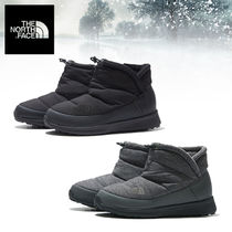 THE NORTH FACE WHITE LABEL Unisex Street Style Plain Ankle & Booties Boots