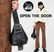 OPEN THE DOOR Casual Style Party Style Purses Office Style Elegant Style