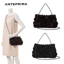 ANTEPRIMA 3WAY Chain Plain Party Style Elegant Style Shoulder Bags