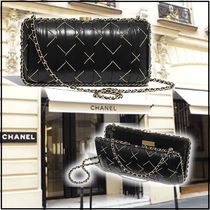 CHANEL 2020 CRUISE EVENING BAG black party bags