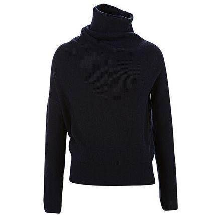 Cashmere Long Sleeves V-neck & Crew neck